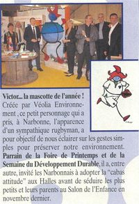 Narbonne Infos 2003